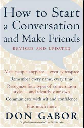 ebook How to start conversation and make friend